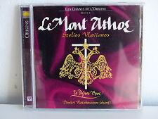 CD ALBUM Les chants de l origine GRECE Le Mont Athos Stelios Vlavianos ORIGINS