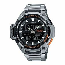 Casio Men's Gents World Time Twin Sensor Sports Wrist Watch New
