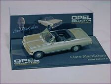 OPEL Rekord A Cabriolet 1/43 VOITURE MINIATURE COLLECTION IXO CAR -122