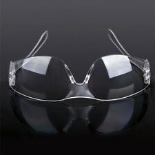 Vented Safety Goggles Glasses Eye Protection Protective Lab Anti Fog Clear bc