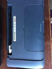 HP Officejet H470 Mobile Laptop small Inkjet Printer + Battery Bluetooth & case