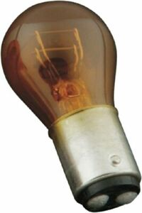 Kuryakyn 4813 12V Amber Incandescent Turn Signal Bulb 1157