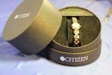 Women's Citizen 5920-S91492 Watch Two Tone  New Battery With Box