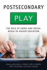 Postsecondary Play: The Role of Games and Social Media in Higher Education (Tec