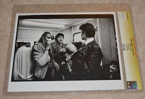 1982 ROLLING STONES MICK JAGGER KEN REGAN PHOTOGRAPHER 8X10 VINTAGE
