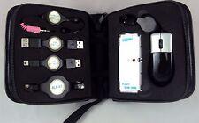 USB 6 Pc Adapter Kit ~ DC35 ~ Mini Mouse/Hub/Connectors/Earphone/Mic