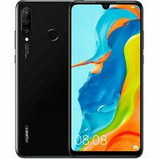Huawei P30 Lite 128GB - Midnight Black (Unlocked) Smartphone