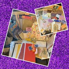 Card Making/paper Craft Joblot Bundle