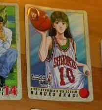 SLAM DUNK PP CARDDASS TV ANIMATION CARD REG CARTE 103 MADE IN JAPAN 1994 NM