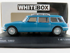 WhiteBox WB039 Citroën ID 19 Break (1960) in blau 1:43 NEU/OVP