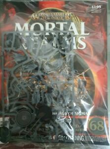 "Warhammer AoS Mortal Realms ""BLADEGHEIST REVENANTS"" Sealed (Issue 68)"