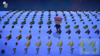 Material Island Unendlich Materialien 1 Stunde - Animal Crossing New Horizons