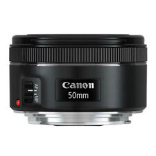 New Canon EF 50mm F1.8 STM Lens