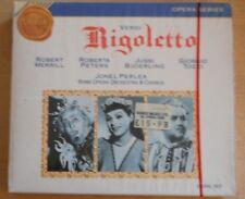 Verdi: Rigoletto - Merrill / Peters / Bjoerling / Tozzi / Perlea (2xCD)