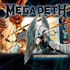 Megadeth : United Abominations CD (2007)
