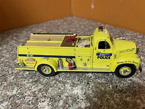 First Gear Port Authority B Mack Fire Truck 18-2938