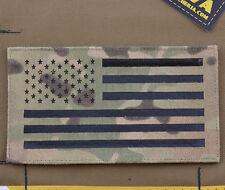 "IR Cordura Laser Cut Patch ""Big OCP American / USA Flag"" with VELCRO® brand hook"