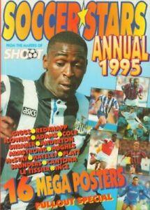 """""""Soccer Stars"""" Annual 1995, , Hardcover"""