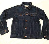 Levi's Strauss Denim Jacket Sz Youth Large/Extra Large Or Women's Small  NWOT