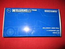 MINICHAMPS® 100 010005 1:18 WilliamsF1 BMW FW23 R. Schumacher 2001 NEU OVP