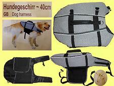 gepostertes Arnés de perro Traje de perro incl. arnés 45 cm Talla L NUEVO