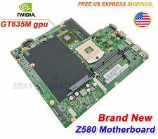 Lenovo Z580 Laptop motherboard DALZ3AMB8E0 with NVIDIA GT635M 100% Brand New #