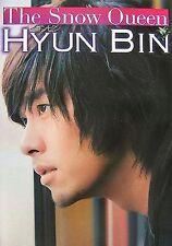 Hyun Bin 'The Snow Queen' Official Photo Collection Book