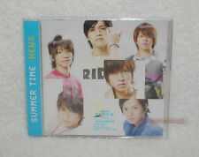 NEWS Summer Time Japan Limited CD+ 6P Booklet