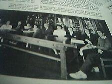 magazine cutting theatre 1959 george pierce baker drama 47 yale university