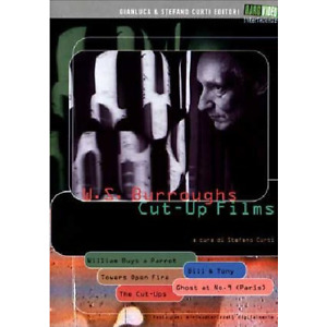 Cofanetto BURROUGHS - The Cup Up Films (2 Dvd)