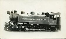 6C230 RP 1940s? THE CORONATION COLLIERY LTD TRAIN ENGINE #2 SOUTH AFRICA