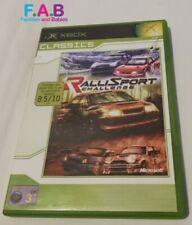 Rallisport Challenge Classics Microsoft Xbox Video Games 3+