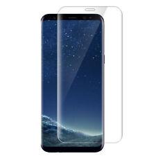100% Original 3D cristal templado curvado LCD Film Protector de pantalla para Samsung S8