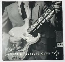 Crazy Joe And The Mad River Outlaws Sweatin' Bullets Over You CD Rockabilly