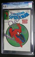 The Amazing Spider-Man #301 Marvel Comic CGC 9.8 White Reprint No Cover Price