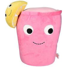 Kidrobot Yummy World Large Pink Lemonade Plush NEW Toys Plushies Funny