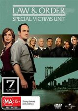 Law And Order - Special Victims Unit : Season 7 (5-Disc Set) New Unsealed D228
