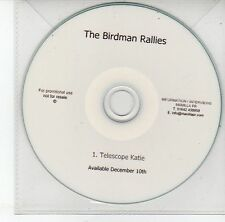 (EG970) The Birdman Rallies, Telescope Katie - DJ CD