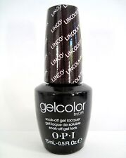 OPI GELCOLOR GC W42 LINCOLN PARK AFTER DARK ~ ICONS Collection Gel Color Polish