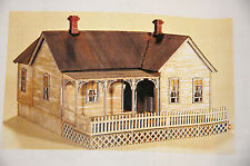 HO Banta Modelworks #2091 Silver Plume House, New, Craftsman Kit