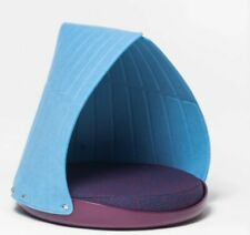 Canopy Cat Bed: Tundra (Best for small to medium sized cats)