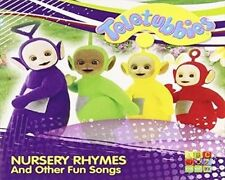 Nursery Rhymes and Other Fun Songs! by Teletubbies (CD, Nov-2014)