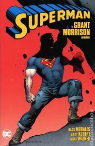 Superman Omnibus HC By Grant Morrison #1-1ST VF 2021 Stock Image
