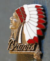 1948 BOSTON Braves World Series Press Pin LOT 2