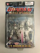 Bandai Gundam Battle Scar GP-01 Zephyranthes Action Figure MSIA Stardust Memory