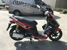 KYMCO SUPER 8 125CC 10/2009 MODEL 18841KMS READ ADD PROJECT MAKE AN OFFER