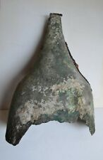 Museum quality Bronze Helmet of Military Commander, Bronze Age, Urartu 8-13 c BC
