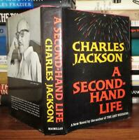 Jackson, Charles A SECOND-HAND LIFE   1st Edition 1st Printing