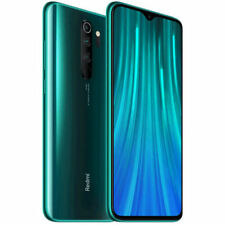 Originel Xiaomi Redmi Note 8 Pro 6GB+128GB 6.5''Global Versión NFC 4500mAh Verde