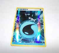 Water Energy Foil Holo Rare Pokemon Card TCG Holon Phantoms 107/110 Pre-owned